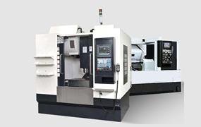 CNC机床加工