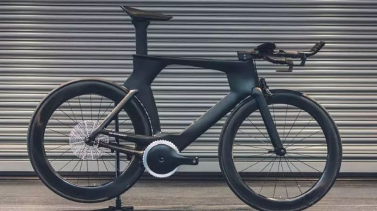 最省力的自行车Cdriven