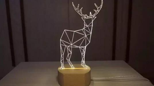 十款创意台灯设计(一)