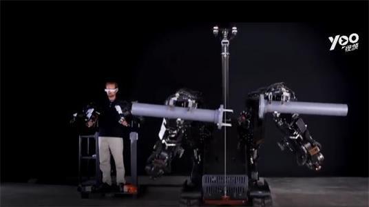 Guardian GT —— 可用VR控制的巨臂机器人