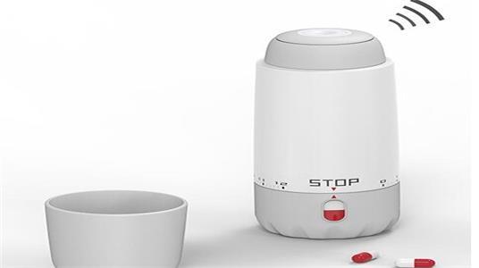 Timer Bottle —— 提醒你定时服药的智能水壶