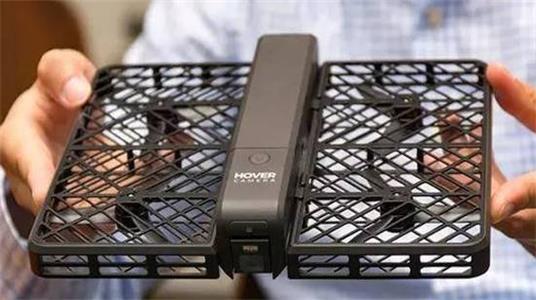 Hover camera —— 无人相机视频