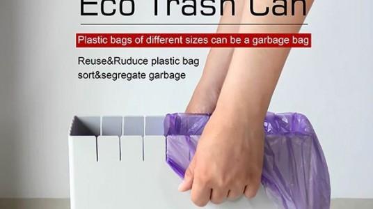 Eco Trash Can —— 创意环保垃圾桶