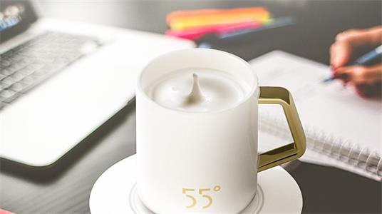 LKK55度恒温杯,让你随时喝口暖的