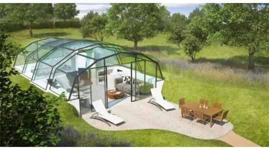 这个全透明玻璃房子,让你睡得更好!