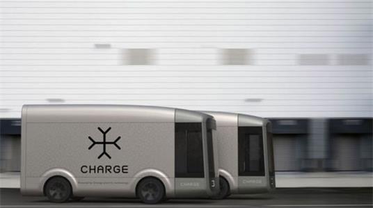 Charge —— 颠覆传统的超现代卡车