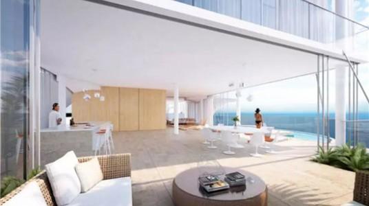 想拥有一个独立泳池?创新式公寓圆你的梦!