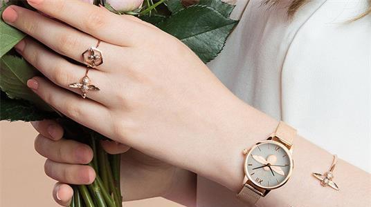 众多明星同款,颜控不能错过的OB小蜜蜂手表